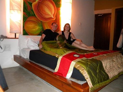 Luxury at Thilanka Resort, Dambulla