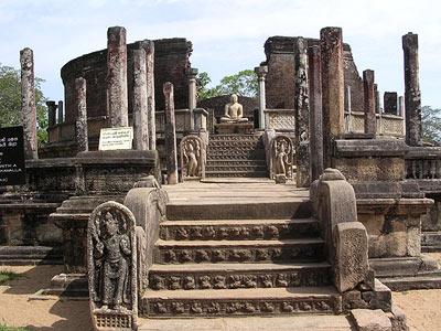 Vatadage of Polonnaruwa