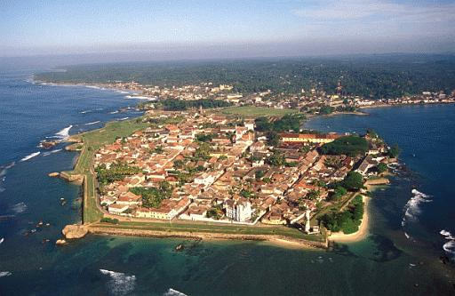 The Galle Fort