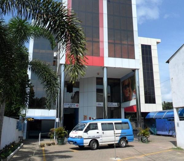 Life Care Hospital Wennappuwa